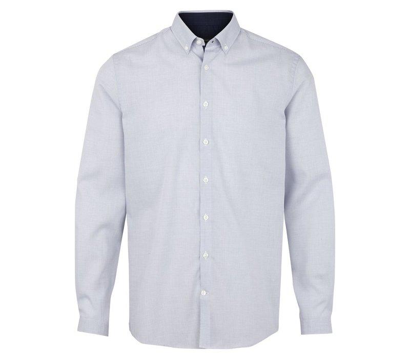 Micro checked shirt