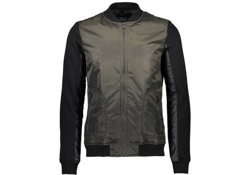 Lindbergh Bomber jacket, army