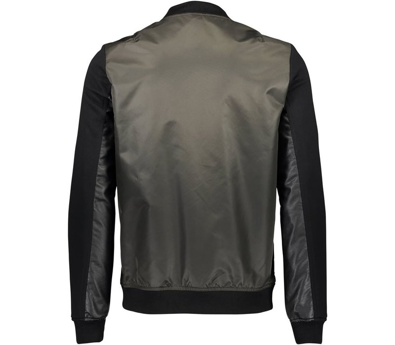 Bomber jacket, army