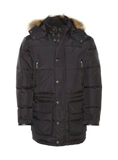 Lindbergh Parka with real fur
