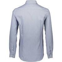 Small pattern shirt L/S