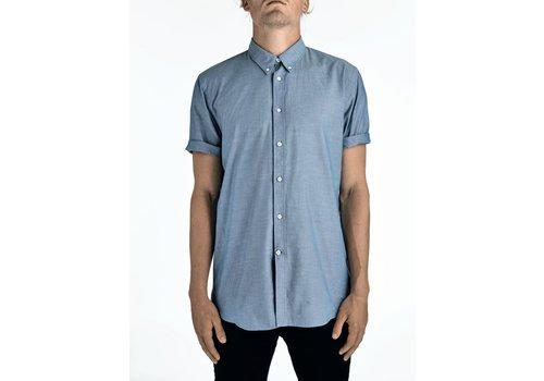 Junk de Luxe NEAL-Shirt-indigo