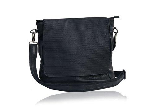 Black Colour Urban Messengerbag