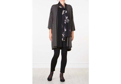 Masai Itana blouse oversize 3/4 slv