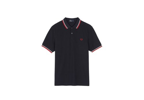 Fred Perry M3600 Twin Tipped FP Shirt