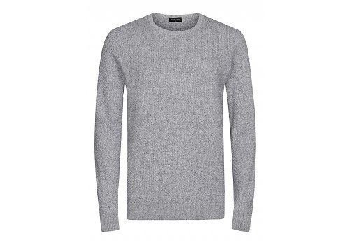 Bruun & Stengade Cook Sweater Light Grey