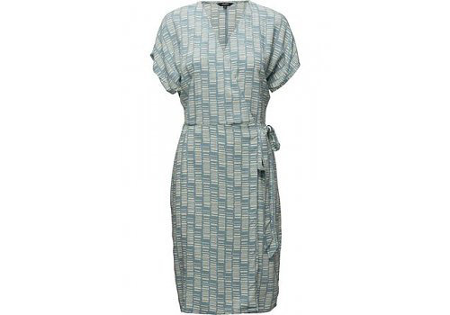 Fae Print Hui Dress
