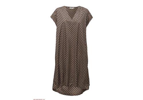 Masai Nava dress A-shape cuff slv