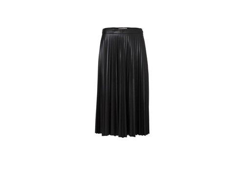 YAYA Pleated Midi-Skirt