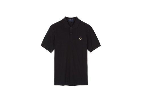 Fred Perry Original Plain FP Shirt-100