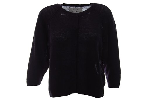 And Less BERKHOUT KNIT CARDIGAN