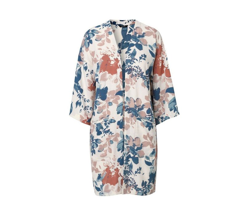 Verdie Blazer/Jacket, Cheryl print