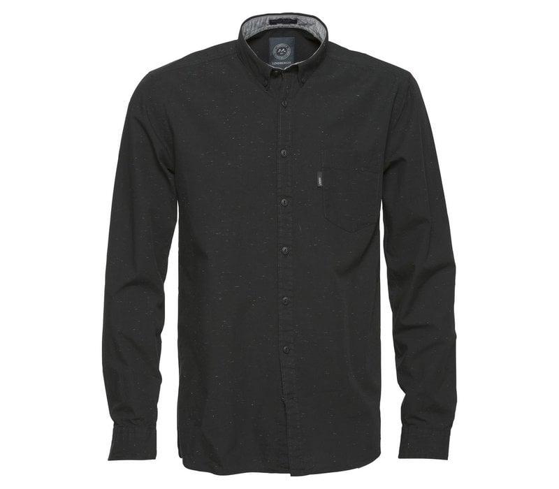 Nep yarn one pocket shirt
