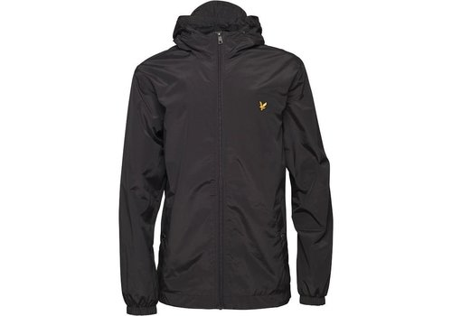 Lyle&Scott Zip through hooded jacket