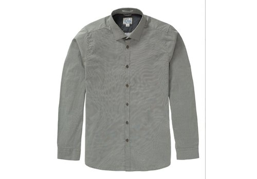 Dstrezzed Shirt Small Dot square str. poplin