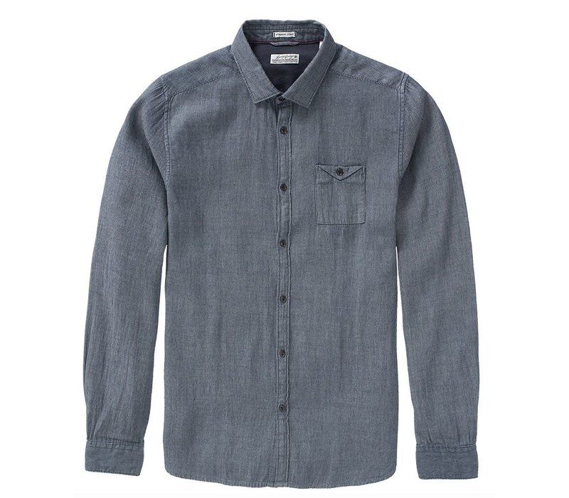 Shirt Denim stripe