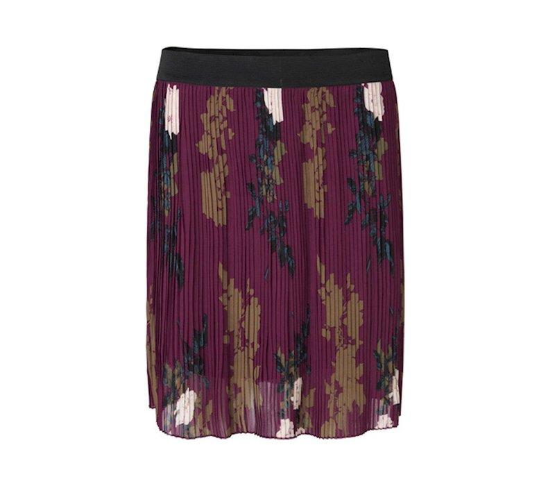 Elga Skirt Rosie Print