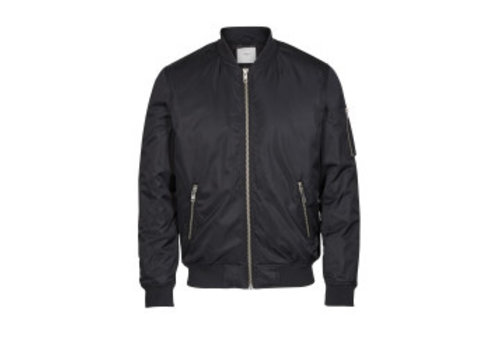 Minimum Sendai jacket- black