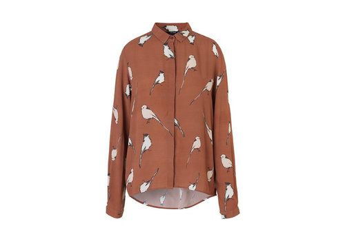 mbyM Klara, Starling Print - Shirt