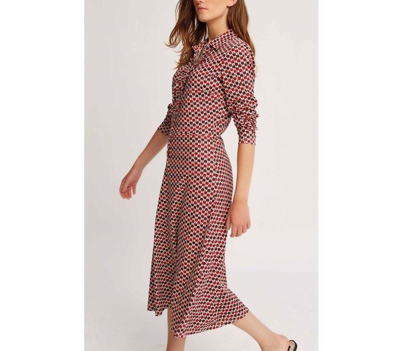 Allegra Shirt Dress