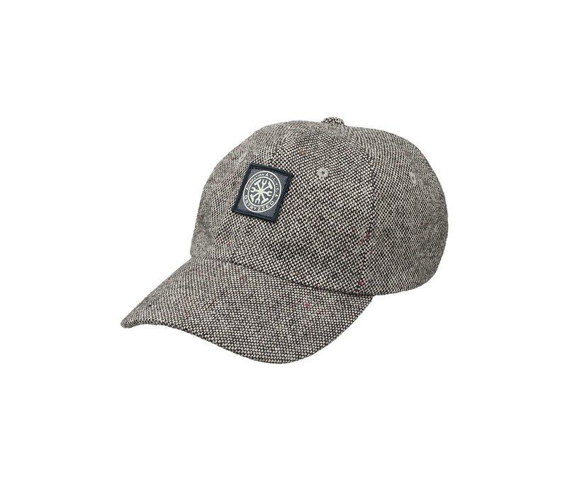Baseball cap Wool Tweed naps-S-SAND