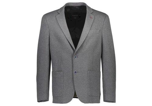 Lindbergh Knitted jersey blazer