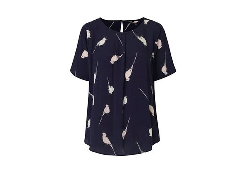 mbyM Vitaly, Starling Print- Top