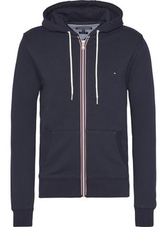 Tommy Hilfiger SIGNATURE TAPE ZIP HOODY