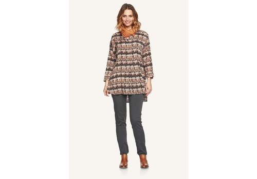 Masai Goa tunic oversize long slv