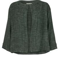 Jordana jacket a-shape 3/4 slv