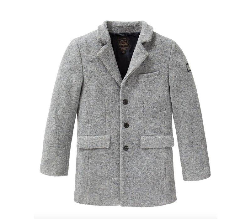 Coat Boucle wool