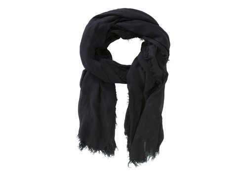 Dstrezzed Scarf Voile-Navy