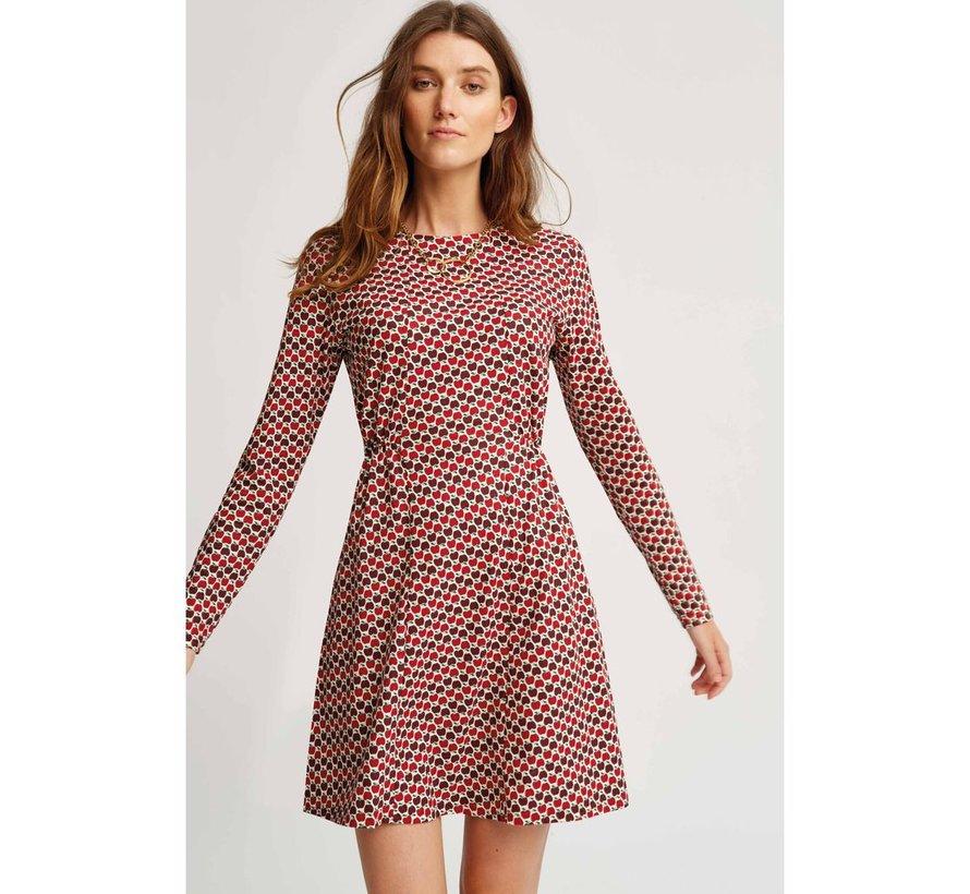 Bianca Apple Dress