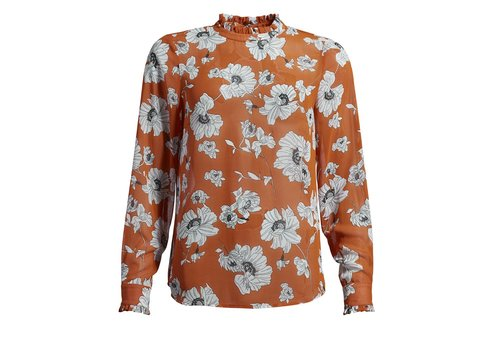co'couture New Loopie Peony Blouses