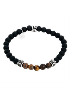 By Billgren Bracelet black/brown