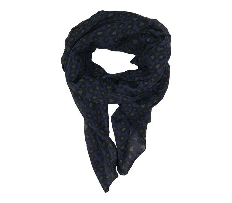 SAFARI scarf navy