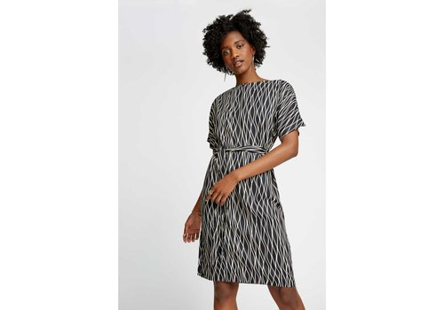 People Tree Alaina Abstract Dress