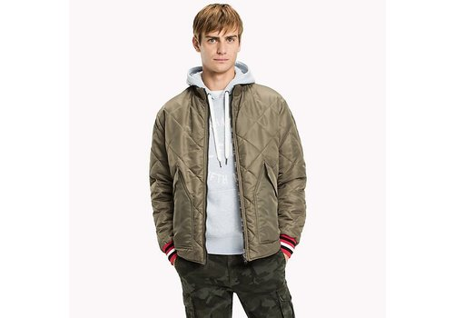 Tommy Hilfiger Reversible quilted jacket