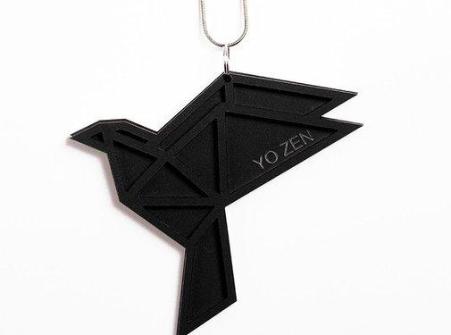 YO ZEN Dove Pendant
