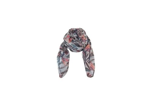 Black Colour CALA SCARF