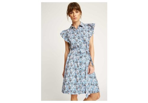 People Tree V&A Grafton Frill Dress