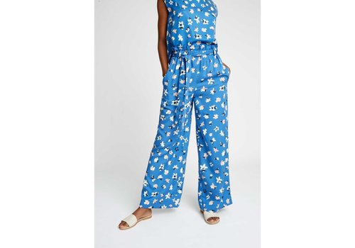 People Tree Susie Floral Trousers