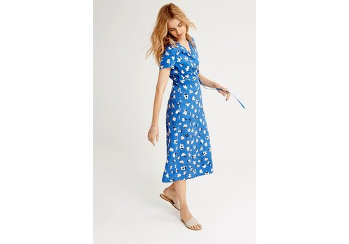 People Tree Martina Floral kleid