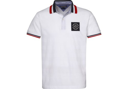 Tommy Hilfiger Mix texture poolo paita