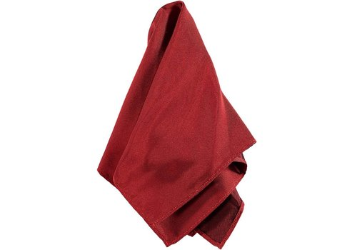 Atlas Design HANKY YALE, DARK RED (11301)