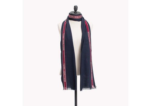 Tommy Hilfiger Selvage scarf