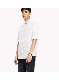 Tommy Hilfiger SLIM MICRO GEO PRINT shirt