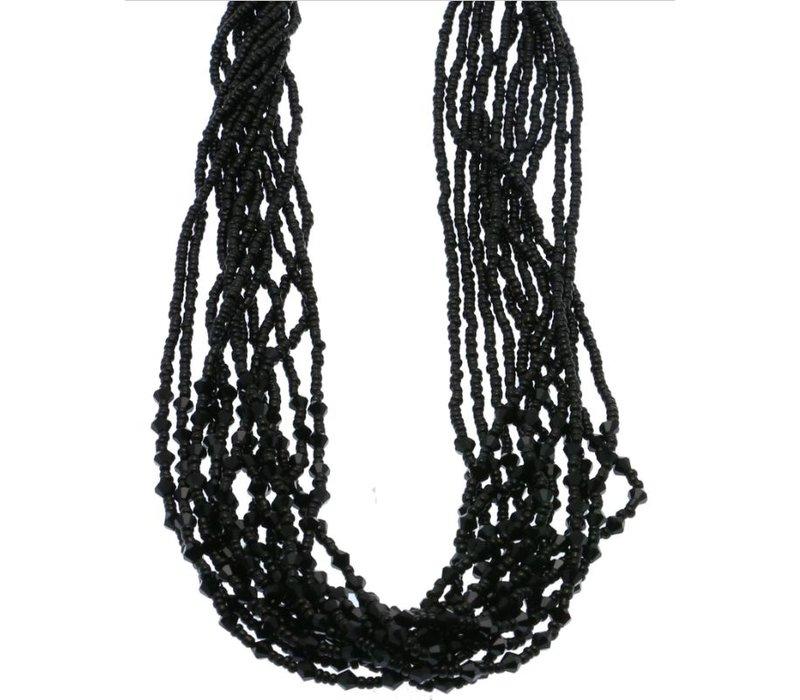 Kort Halsband
