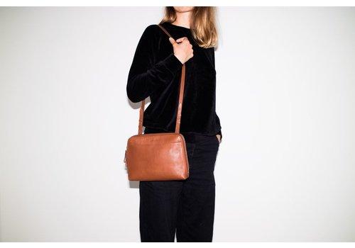 Sandqvist ANNA, Cognac brown
