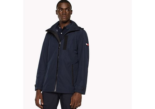 Tommy Hilfiger HOODED TECH-JACKET